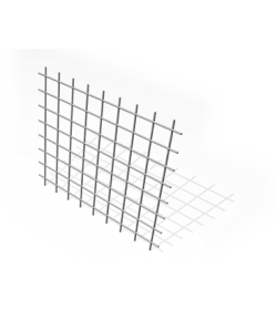 Plasă sudată 7.5 mm