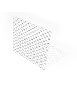 Plasă împletită 1.8 mm