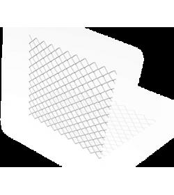 Plasă împletită 2 mm